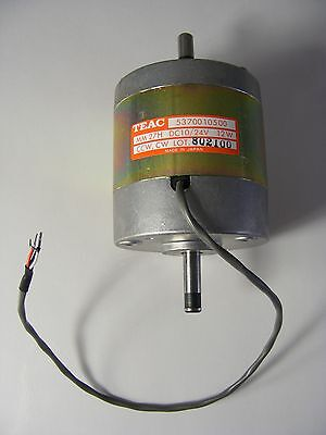 "1 X BRAND NEW /""REWIND MOTOR/"" FOR TEAC A-3440 TAKE UP REEL MOTOR 7104112000"