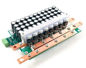 Details about 300A 10-50V 12V 24V DC motor speed controller PWM high power  RS232 arduino