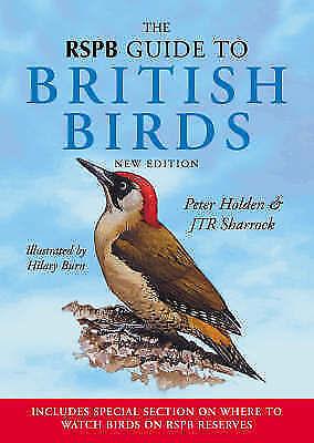 """AS NEW"" RSPB Guide to British Birds, T R Sharrock, J,Burn, Hilary,Holden, Peter"
