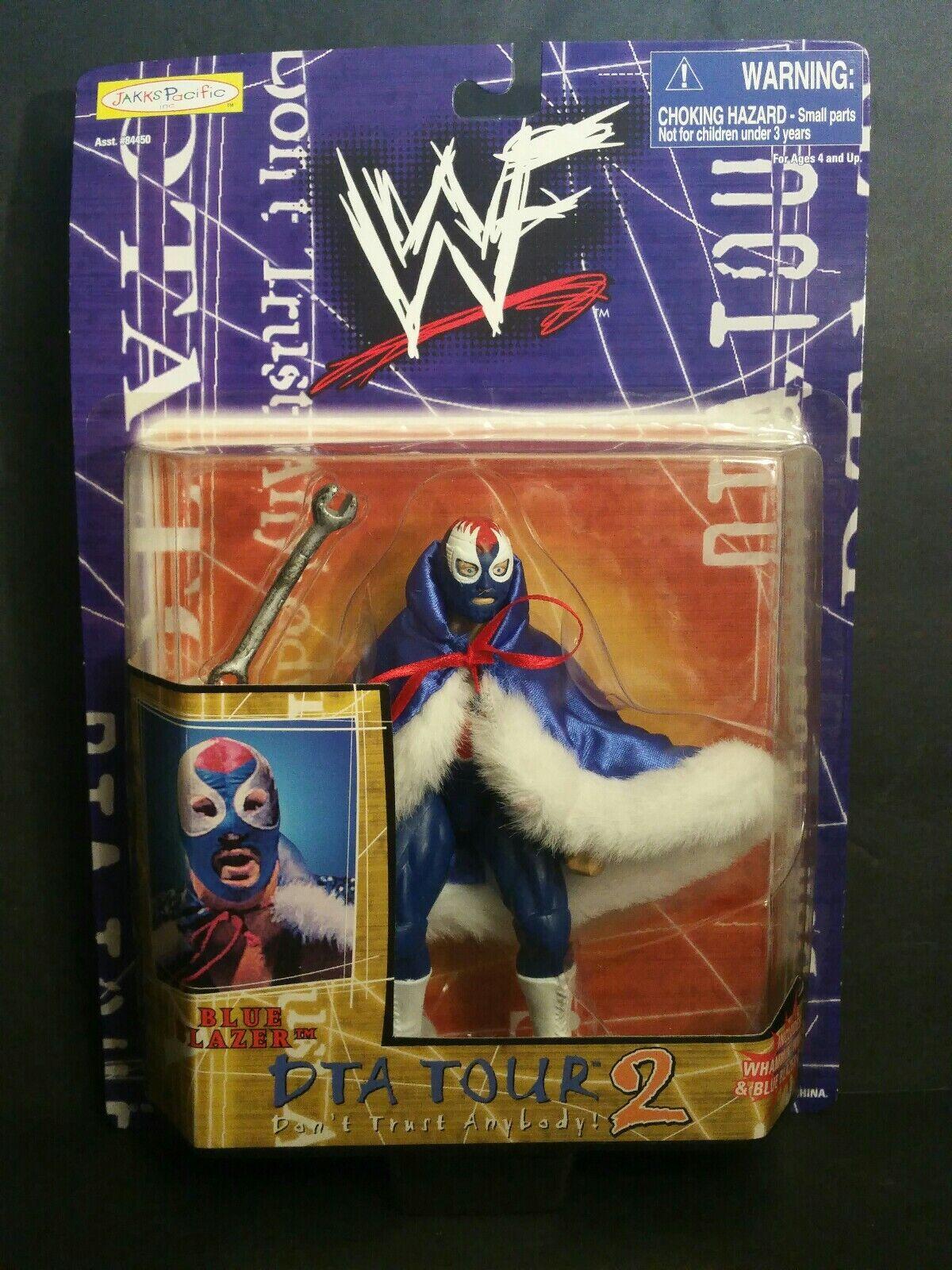WWF Dta Tour 2 blu Blazer figura de acción (107) (6-12)