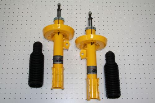 Staubschutz Hochdruck Sport Stoßdämpfer vorne Opel Zafira A  Dämpfer Gas