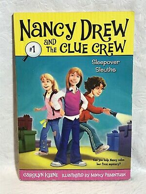 Nancy drew and the clue crew list of books