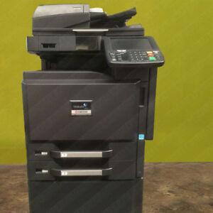 Details about Kyocera Taskalfa 4501i Monochrome Tabloid Ledger Copier  Printer Scanner 45ppm