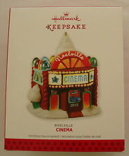 Hallmark 2013 Noelville #8 Series Cinema Movies Christmas Keepsake Ornament