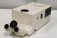 "Carl Zeiss Trinocular Microscope Head 35mm 2,5c 4""x5"" 10""x 508859 45 19 37 9902"