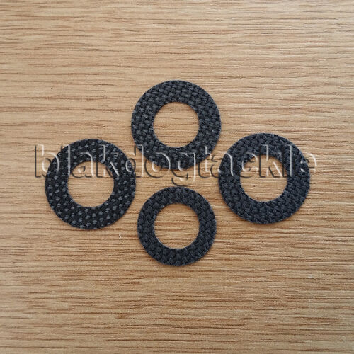 Carbontex Drag Washers to fit Mitchell 600 602 604 606 620 622 and 624 Reels
