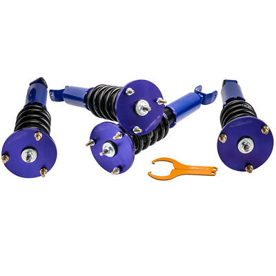 TCT 24 Ways Coilovers Shocks for Toyota Supra 93-98 for Lexus sc300 sc400 1991+