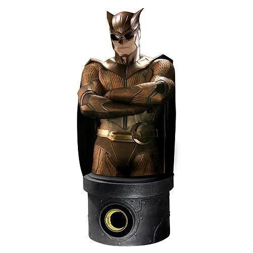 Watchmen Movie Nite Owl Bust NEW
