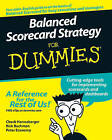 Balanced Scorecard Strategy For Dummies by Charles Hannabarger, Peter Economy, Frederick Buchman (Paperback, 2007)