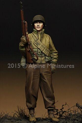 ALPINE MINIATURE U.S.INFANTRY WWII  Scala 1:35 Cod.AP35202