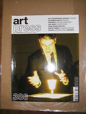 Art Press N°386 Art contemporain Japon Singh Oda Jaune Robert Combas Casanova