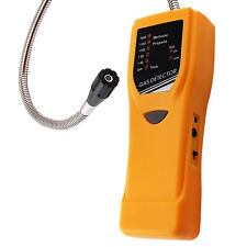 Gas Detector Led Leak Alarm Combustible Tester Methane Propane For Industrial