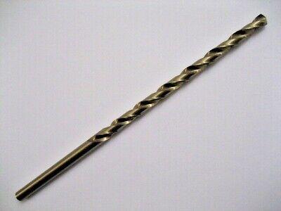 5 x 7mm LONG SERIES COBALT DRILL HSSCo8 M42 EUROPA TOOL OSBORN 8209020700  P233