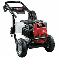 Powerboss 3100 Psi (gas-cold Water) Pressure Washer W/ Honda Engine