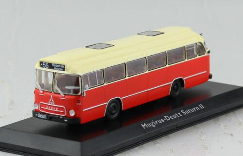 Magirus Deutz Saturn II Atlas Bus Collection 1:72 Modellauto 118