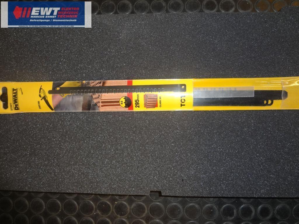 DeWalt - Sägeblatt DT 2977  295 mm für Spezialsäge/Alligatorsäge  DWE 396 DT2977