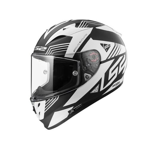 Casco Moto Integrale Ls2 103232701 FF323 Arrow Nero