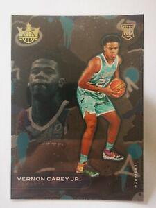 Panini Court Kings 2020-21 N31 card RC Rookie Vernon Carey Jr. #102 Hornets