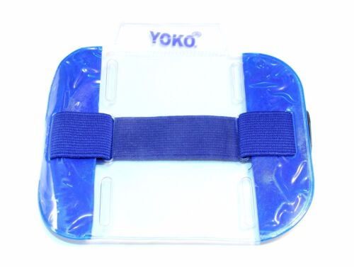 Police YOKO Armband ID Badge Holder SIA Guard Door Supervisor Security EMT