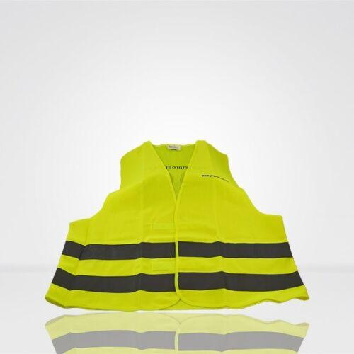 Gilet di sicurezza giallo en 20471 DIN EN 471