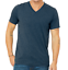Canvas-Bella-Mens-Unisex-Size-S-M-L-XL-2XL-TriBlend-V-Neck-T-Shirt-Vee-Tee-3415 thumbnail 66
