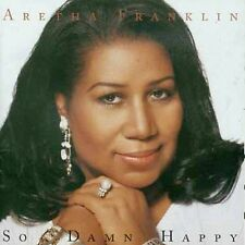 So Damn Happy by Aretha Franklin (CD, Dec-2003, BMG (distributor))
