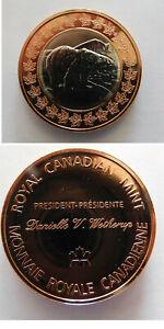 ROYAL-CANADIAN-MINT-MEDAL-PRESIDENT-DANIELLE-V-WETHERUP-POLAR-BEAR-3027