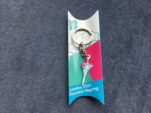 British Airways Concorde Olympics London 2012 souvenir Key Ring