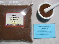 Mexico Hot Red Jalapeno Chile Powder 2 Pounds Free Usa Shipping