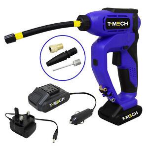 Pistola Compressore Per Gonfiaggio Gomme E Pneumatici Di Auto E Bicicletta Hydraulics, Pneumatics, Pumps & Plumbing