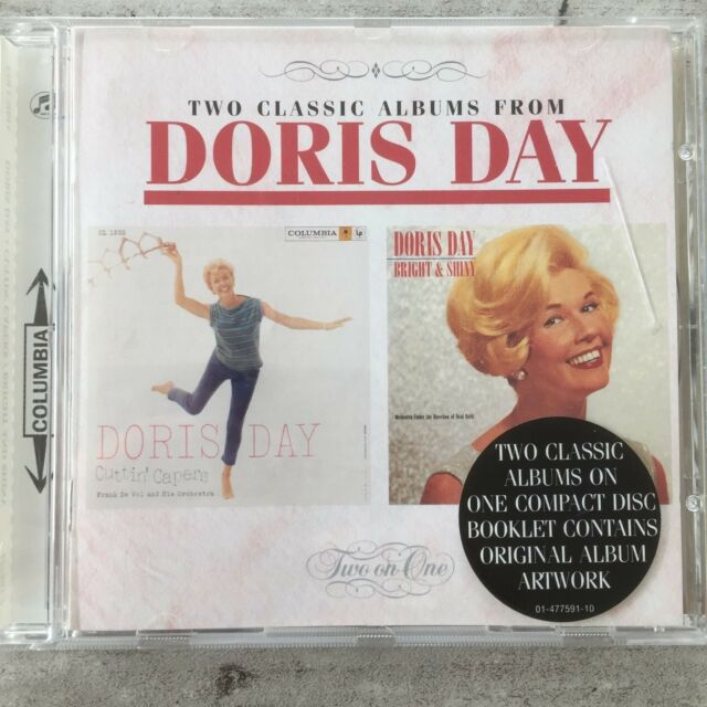 DORIS DAY: Cuttin' Capers / Bright And Shiny (AU CD Columbia COL 477593 2 / neu)