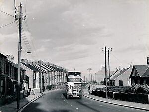 WASHINGTON c. 1957 - Quartier Ouvrier Bus Tyne and Wear - Div 2405 jfR117H4-09163109-640817247