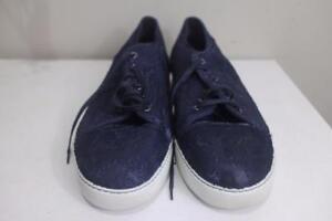 16mens800 Blu Navy Sneaker Nwob Taglia Lanvin Uomo qUzMGSVp
