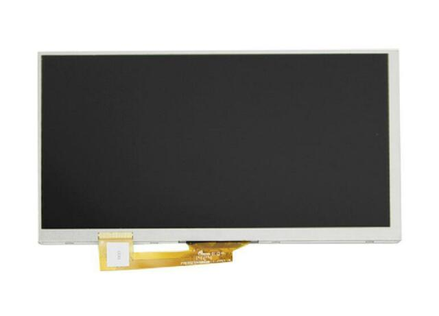 """FY07021DH26A29-1-FPC1-A 30 Pin New 7"""" inch LCD Screen Display 163*97mm 1024*600"""
