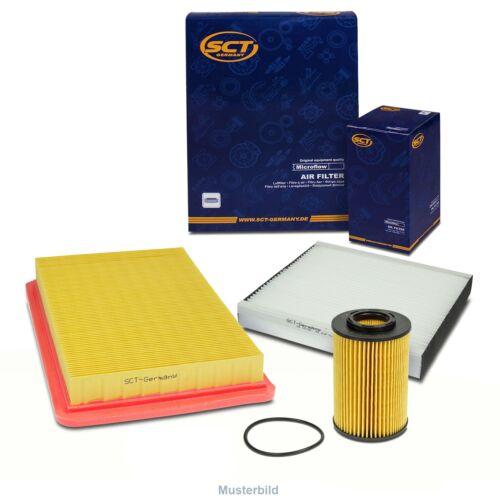 Inspektionskit pour Opel Astra G CC 1.8 16 V Caravan Zafira f75 Coupe f07 f67 set1