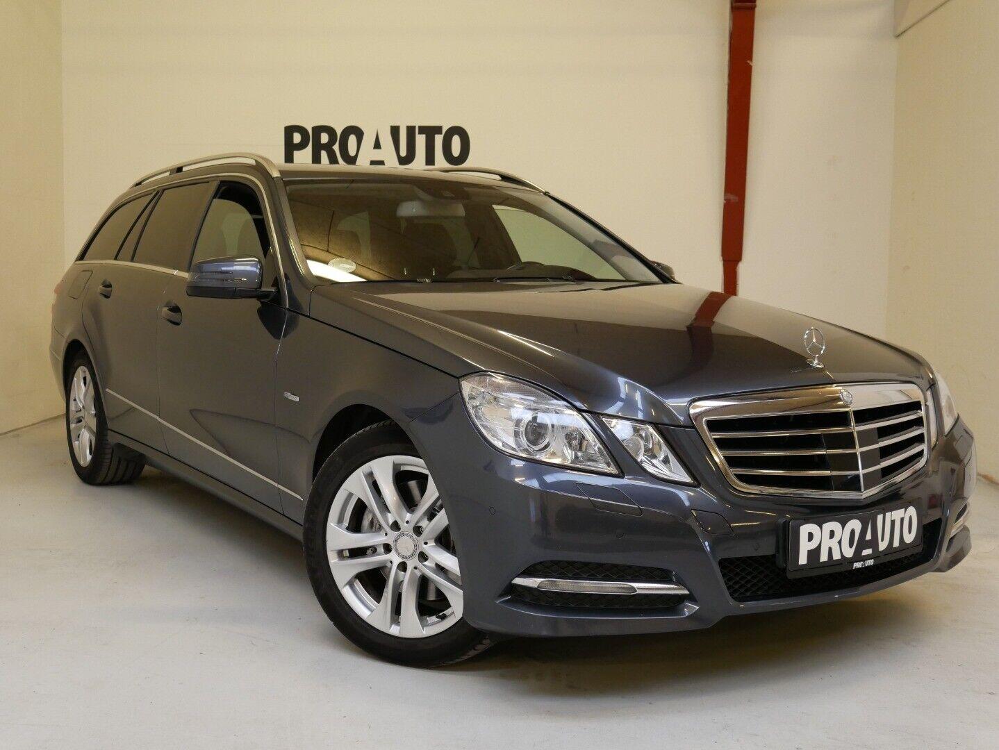 Mercedes E250 2,2 CDi Avantgarde BE 4d - 174.000 kr.