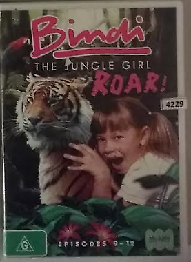 Bindi - The Jungle Girl - Roar : Vol 3  Episodes 9-12(DVD, 2008) R4
