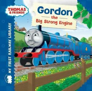 My-First-Railway-Biblioteca-Gordon-Grande-Fuerte-Motor-Por-Awdry-C-Wilbert-039