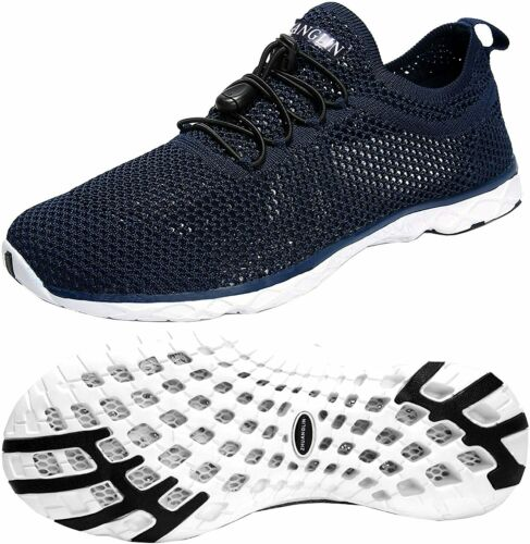 Zhuanglin Men/'s Quick Drying Aqua Water Shoes