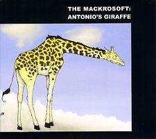 Antonio's Giraffe The Mackrosoft MUSIC CD