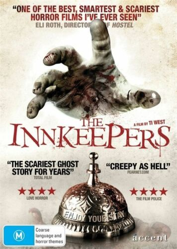 1 of 1 - THE INNKEEPERS : DVD