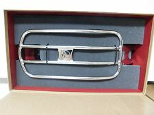 Indian Motorcycle Solo Rack Chrome Fits Scout Holds Up To 7lbs. Of Cargo
