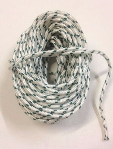 50/' Ft Patio Umbrella Replacement Pulley Heavy Duty Cord String Rope