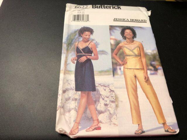 Butterick Pattern 5031 JESSICA HOWARD Dress 6-22 UNCUT Vintage SEWING