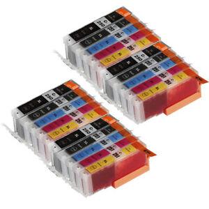 20-PK-INK-PGI-250-CLI-251-XL-NON-OEM-FOR-CANON-PIXMA-MG5420-IP7220-MG6320-MX722