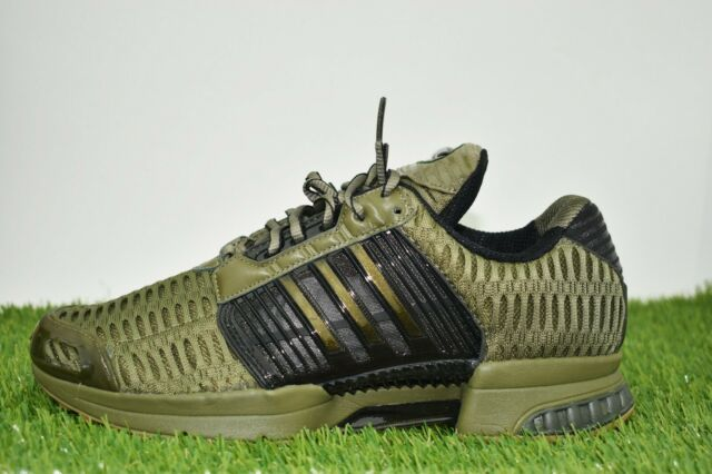 best website 03ee7 cd5c9 adidas Clima Cool 1 Size 8.5 Olive Black Marathon Running ...