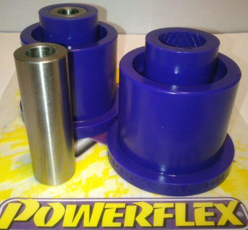 C3 Powerflex PFR12-210 Lager 2x Pu Buchsen Hinterachslager vorne Citroen C2