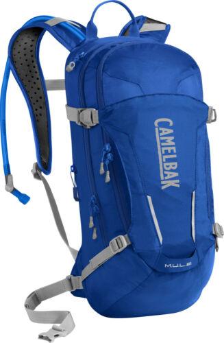 Offre spéciale Camelbak Mule Bleu-Argent Hydratation Vélo Sac à dos Sacs à dos