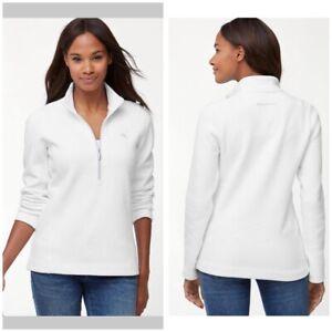 Jakke 2 Medium Pullover 1 Sweater Hvid Zip Aruba Nwt Bahama Tommy Størrelse Cznq11