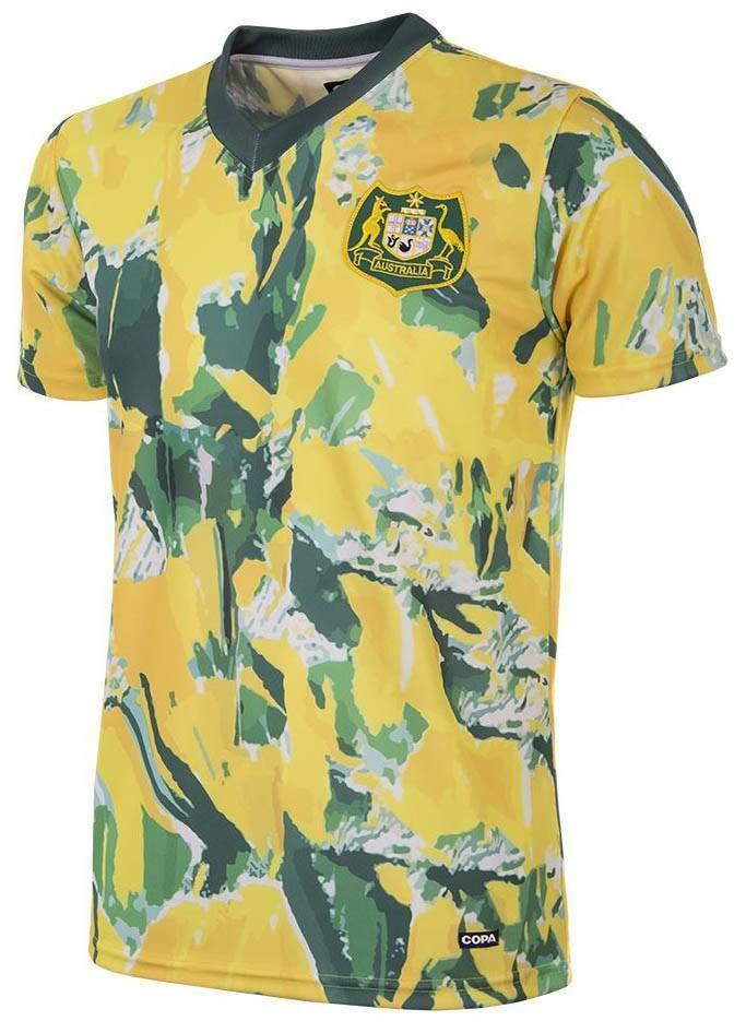 Copa Australien Retro Trikot 1990-93 NEU 94360